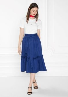 & Other Stories | A-line Skirt