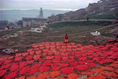Wonderful Colour Photos of Morocco in 1984 by Bruno Barbey