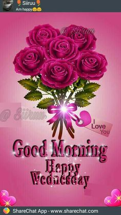 Good morning Good Morning Wednesday, Good Morning Greetings, Good Morning Wishes, Happy Love, Good Night Quotes, Dil Se, Tweety, Affirmations, Motivational