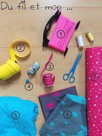 Du fil et mon...: Tuto : Sac Pieds Secs 7 And 7, Pixel Art, Creations, Sewing, Crafts, Blog, Craft Ideas, Scrappy Quilts, Ideas