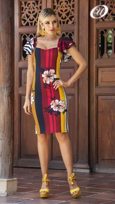 Fajardo, Maria Jose, Kurti, Corset, Casual Dresses, Chic, Formal, Womens Fashion, How To Wear