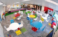 Awesome Google Offices Designs Around the World