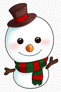Clipart Christmas Snowman 8 Happy New Year Greetings - Cute . Snowman Clipart, Christmas Clipart, Art Clipart, Christmas Snowman, Draw A Snowman, Cute Snowman, Funny Emoji Faces, Coloring Pages Winter, Winter