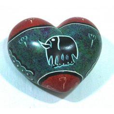 Heart Handmade from Soapstone