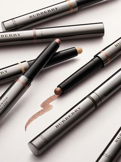 Eye Colour Contour, a mistake-proof stick designed to sculpt and smoke eyes with precision, delivering an all-day flawless finish. Burberry Makeup, Long Lashes, Kajal, Eye Color, Color Contour, Cats, Sephora, Beauty Makeup, Eye Makeup Tips