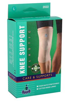 Oppo Elastic Knee Support Large >>> Learn more by visiting the image link. (Amazon affiliate link)
