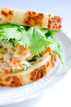 Japanese Potato Salad...lovely, easy recipe...just use vegan mayo or olive oil instead of regular mayo...