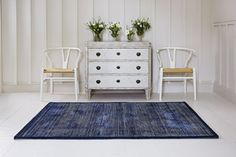 Jacaranda Carpets. In beautiful vibrant colours, and lots of useful sizes, these Udaipur rugs from Jacaranda Carpets bring glamour and luxury into a home. www.jacarandacarpets.com