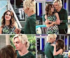 I think there was more raura in here than auslly Series Da Disney, Disney Shows, Austin And Ally, The Miracle Season, Old Disney Channel, Austin Moon, Disney Theory, Laura Marano, Birthday Boy Shirts