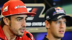 Ferrari dice adiós a Fernando Alonso y da la bienvenida a Sebastian Vettel