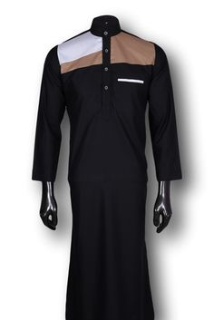 Kufnees Design 4086 Colour Black With Brown