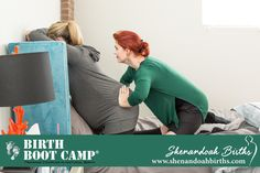 """Check out this blog about """"Why the doula hired a doula"""" at http://www.shenandoahbirths.com/"""