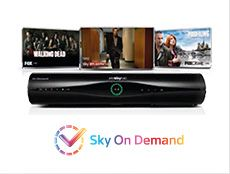 5. Vivi la TV a modo tuo con My Sky e Sky On Demand