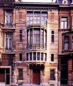 Hotel Tassel in Brussels