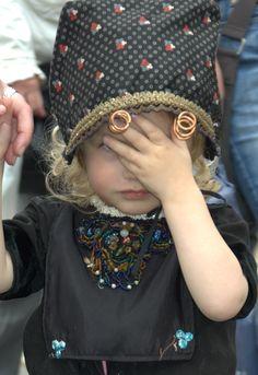 Scarlett was vroeger altijd heel verlegen