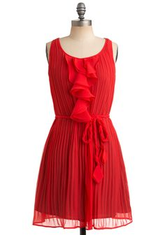 {Vermilion Reasons Why Dress} If only they had it in my size...
