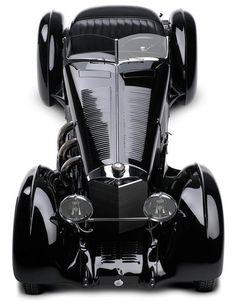 """envicta:  """"Mercedes Benz SSK, Comte Trossi, 1930  """""""