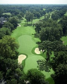 """""""Beverly Country Club in Chicago is a members only club and one of Chicago's historical cornerstones.  With its golf course stretching beyond 7,000 yards, Beverly is  honored as being one of Golfweek's Top 100 Classic Golf courses in the United States.  We used to belong here."""