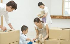 Our Favourite Tips for Moving House With Children