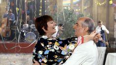 Louis de Funes and Annie Girardot in  La zizanie / The Spat (1978)