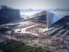 Terugblik Opening Rotterdam Centraal Station · rdamfestivals