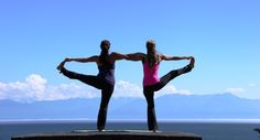 Yoga at Fort Rodd