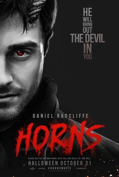 Daniel Radcliffe finds horns sprouting from his head in this devilishly enjoyable horror fable!