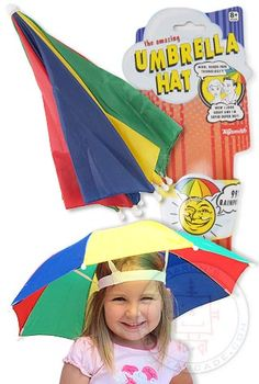 Protect your tot from the acid rain! Mutant Unicorn · Umbrella Hats 6ba4a9334b4