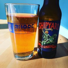 ICYMI - We are so excited to announce that Shipyard Brewing Company will be the Official Beer Garden Sponsor at the 2017 Newport and Providence Rhode Races!  Shipyard Brewing Company encourages and supports participatory sports as part of a healthy life-style. All runners and walkers will be rewarded with a cold fresh Shipyard Ale upon finishing the race. Our consumers enjoy the competition and hard work required to prepare for the race and consider a great craft beer to be the reward for…
