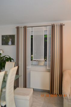 Nähen Window Treatments, Blinds, Windows, Home Decor, Sewing Curtains, Law School, Living Room, Homes, Ideas