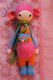Ak at home : crochet * lalylala's