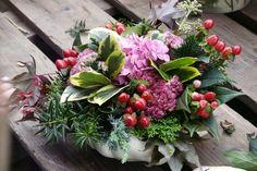 workshop bloemstuk in pompoen