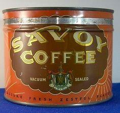 Savoy Coffee