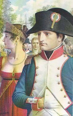 Bonaparte en Josephine in Belgie: