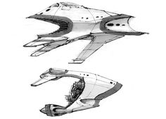 concept ships: Tim Warnock's concept ships