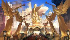 BEYOND THE SEA: Columbia – Building BioShock Infinite's Floating City