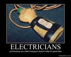 The 64 Best Electricians Images On Pinterest