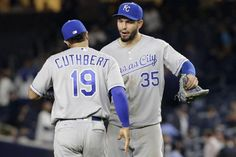 Nate Karns and two Kansas City relievers combined on a two-hitter as the Kansas City Royals topped the Chicago White Sox 6-1 on Wednesday…