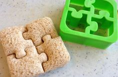 What better way to cut your child's sandwiches for lunch than to turn them into puzzles? Your child will want every sandwich to be a puzzle! Really fun and easy to use, they cut very well and the designs are…