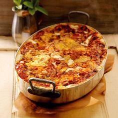 Lasagne al forno Recept | Weight Watchers Nederland
