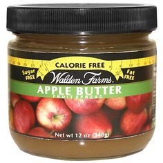 Walden Farms Fruit Spread, Apple Butter Calorie Free - 12 oz