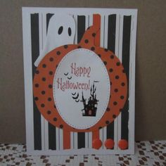 Happy Halloween! by shendrian - Cards and Paper Crafts at Splitcoaststampers