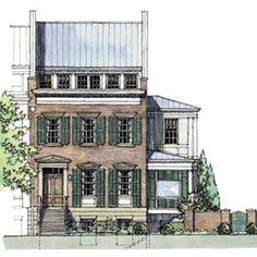 Abercorn Place House Plans