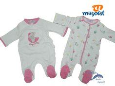 Set de 2 pijamas MAYORAL bebe niña