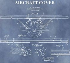 Airplane Wing Cover