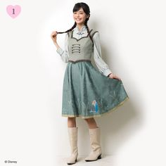近鉄パッセ 3F♡9/17OPEN!! | Secret Honey Official Blog Disney Fashion Frozen Anna