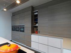 Moderne keuken - Realisaties - Keukens - Deba Meubelen