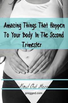 #pregnancy #2ndtrimester What happens in the second trimester of pregnancy? If you're in your second trimester of pregnancy you've probably noticed some changes to your body. Some of the second-trimester pregnancy symptoms you'll already know about and All About Pregnancy, Second Pregnancy, Trimesters Of Pregnancy, Pregnancy Care, Pregnancy Health, 2. Trimester, Second Trimester Workouts, First Trimester, Pregnancy Checklist