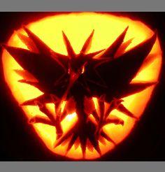 Pumpkin Carving Templates Pokemon images