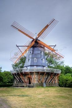 moulin à vent: Moulin à vent